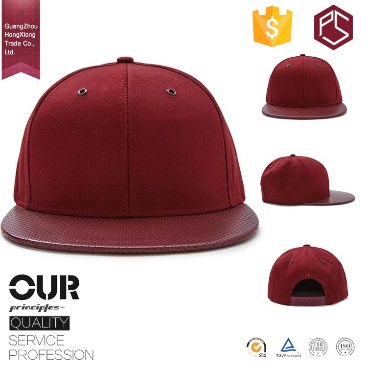 HongXiong factory OEM Buy wholesale high quality snapback nylon blank hats  in China 7cb9c6469f3