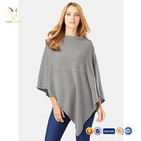 Top 10 Grey Cashmere Wool Poncho Wrap
