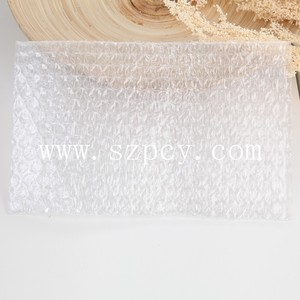 ESD LDPE Transparent Plastic Air Bubble Packing Bag