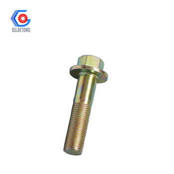 Din6921 M6 M8 Titanium Screws Ti Flange Bolts In Stock - Buy Din6921 M6 M8  Titanium Screws Ti Flange Bolts In Stock,Din6921 Titanium Forged Flange