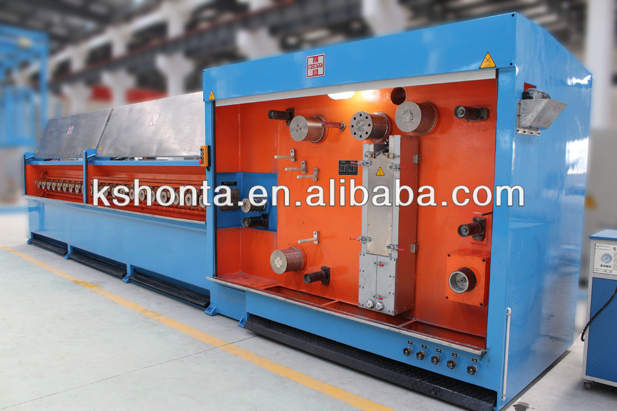 Rod Breakdown Machine for Cu/Al copper rod breakdown machine wire drawing machine and cable equipment