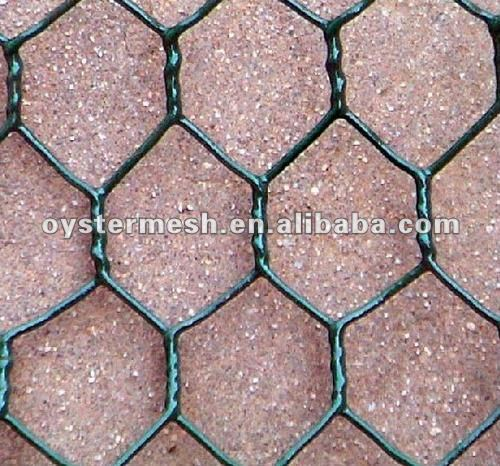 PE coated Hexagonal Wire for lobster trap