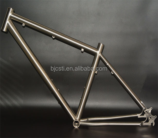 Professionally major in chopper titanium bicycle frames with low price