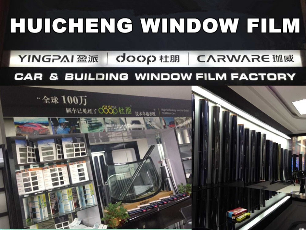 solar control window film for car and building