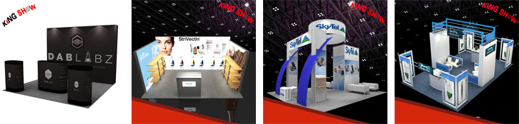 Exhibition Booth Cost : Custom whole cost exhibition booth stall with long term