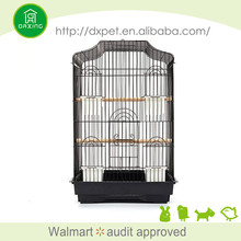 DXPC009 High Quality Metal luxury large pet bird parrot cage