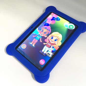 Birthday Gift Popular 7inch Kids TAB tablet Children Games kids Tablet PC with  iWawa APP