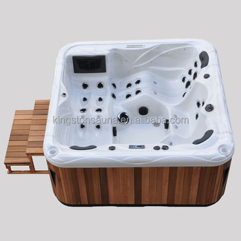 Balboa Outdoor Spa Jcs 62 With Water Bike Couples Hot Tub Spa Tub