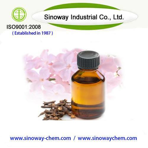Perfume ingredient high purity Clove Oil 8000-34-8