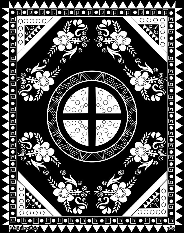 2015 rili new product 16x20 black fuzzy velvet art posters to color - Posters To Color