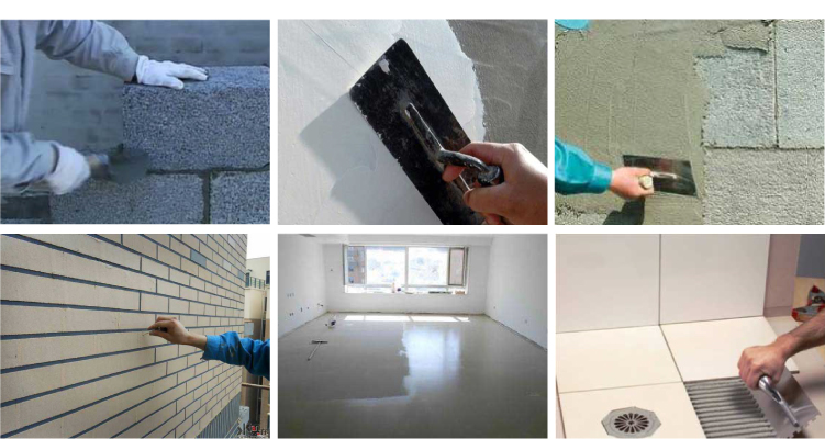 Bonding/Adhesive Mortar exterior wall insulation Redispersible Powder Rdp