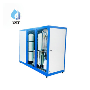 2018 new designed salt deionized water plant removal reverse osmosis system/salt water desalination plant