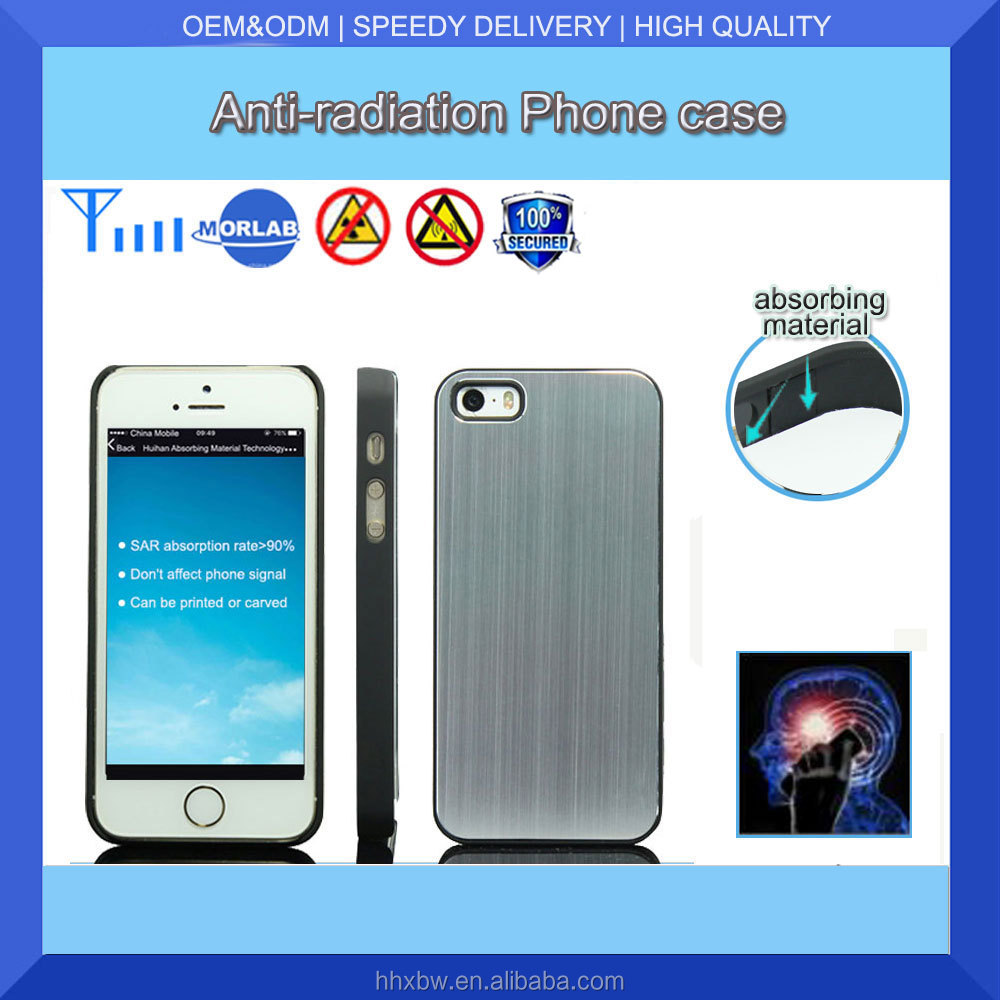 Discount! new arrival high quality for iphone 6 radiation shield case
