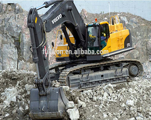 Volvo gold suppliers 5.5 ton heavy construction equipment