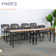 Multi Purpose Table Exclusive Office Furniture Desks Top Mobile Office Folding Activity Office Meeting Table