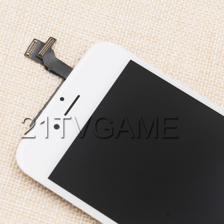 Grade AAA High Quality LCD Digitizer with Touch Screen Full Assembly Phone 6 4.7 Inch,White and Black Color Available