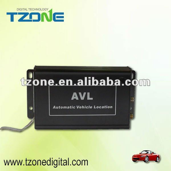 auto GPS /GSM/GPRS/AGPS tracker, engine on& off, geo-fence control,over speed&low power alarm, mileage calculation AVL-05