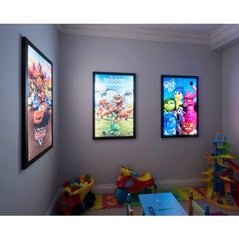 Led Backlit Display Kids Rooms Movie Posters And Wedding Photography - Buy  Kids Rooms Movie Posters And Wedding Photography,Lightbox Led Backlit