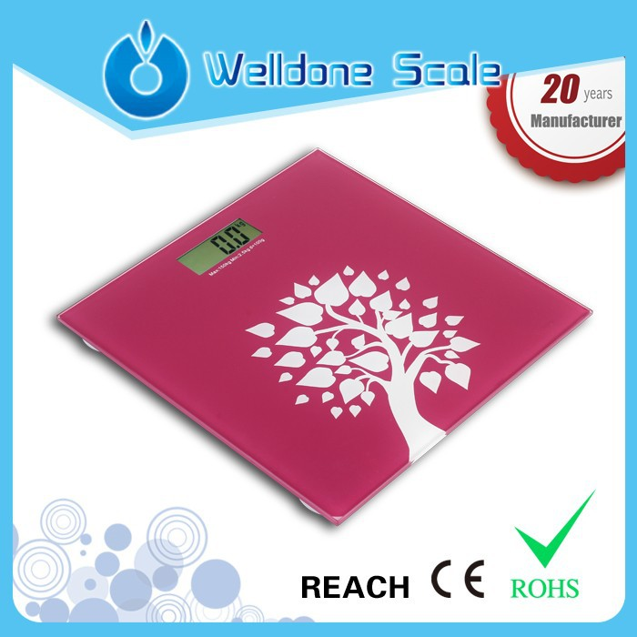 Tempered glass accurate electronic mill scale with price
