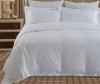 luxury100% egyptian cotton five star hotel flat sheet