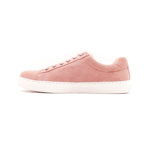 big size 2018 manufacturer custom luxury casual leather blank Man woman white shoes and sneaker sports shoe flats in cow suede
