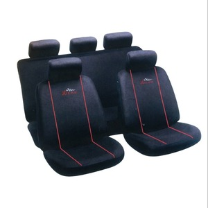 New breathable Polyester car seat cover