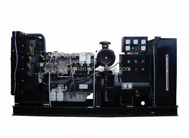 diesel generator set powered by LOVOL engine 50Hz@1500RPM 35 -150KVA water cooled