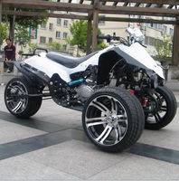 Factory Hot Sale Three Wheels Motorcycle 150cc-250cc Cross-country Beach Motorcycle ATV Sport Motorcycle