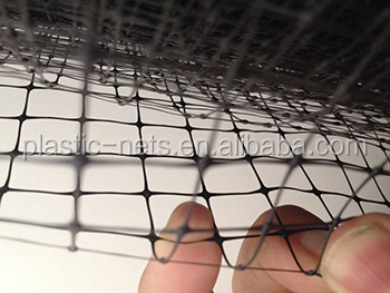 7 Ftx 100ft Deer Block Netting Pp Deer Lowes Mesh Fence