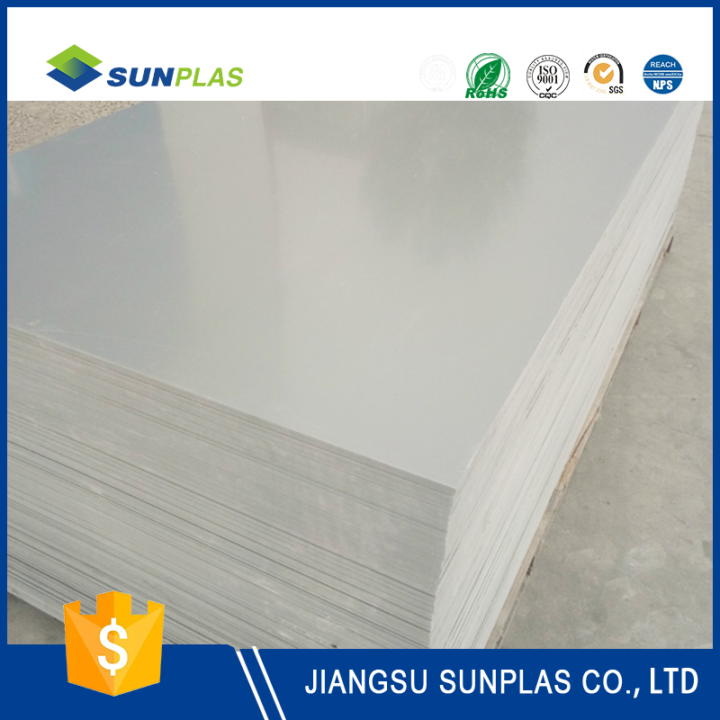 laminated pvc plastic sheet for furniture