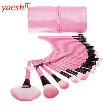 yaeshii 2020 new creative hot sale cosmetic kit de brochas
