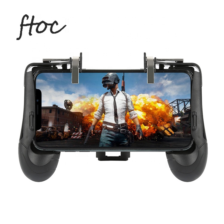 PUBG Mobile Game (kindle Fire) Button Aim 키 Smart 폰 게이밍 Trigger Shooter Controller Wii u 게임 대 한 iPhone Samsung 온보드 방식이 handle