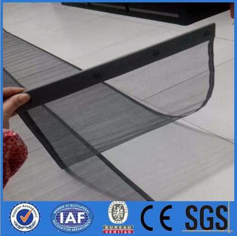 2016 new mosquito preventing fiberglass window screen best magnetic door mosquito net close automatically