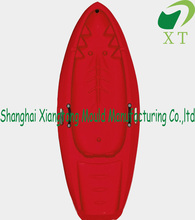 Customized China plastic hobie kayak mould for sale