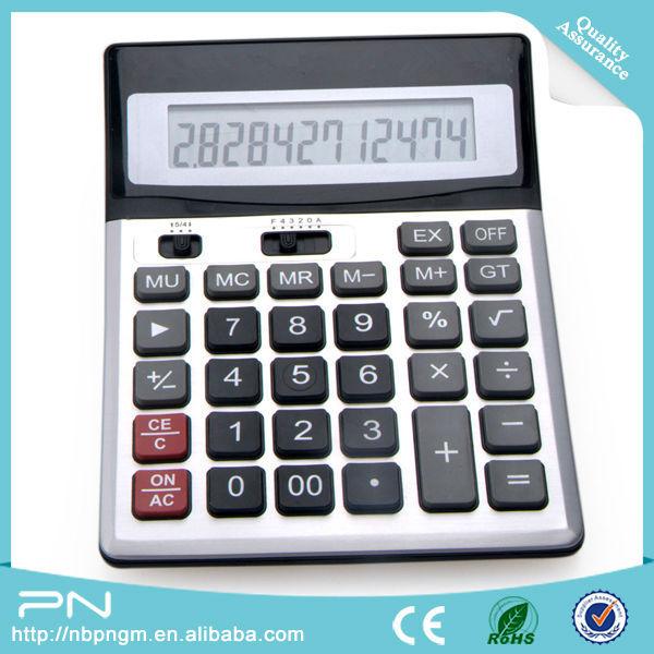 آلة حاسبة مع الفاصلة العشرية المحاسبة استخدام نظام دفع، الأعمال الآلة  الحاسبة