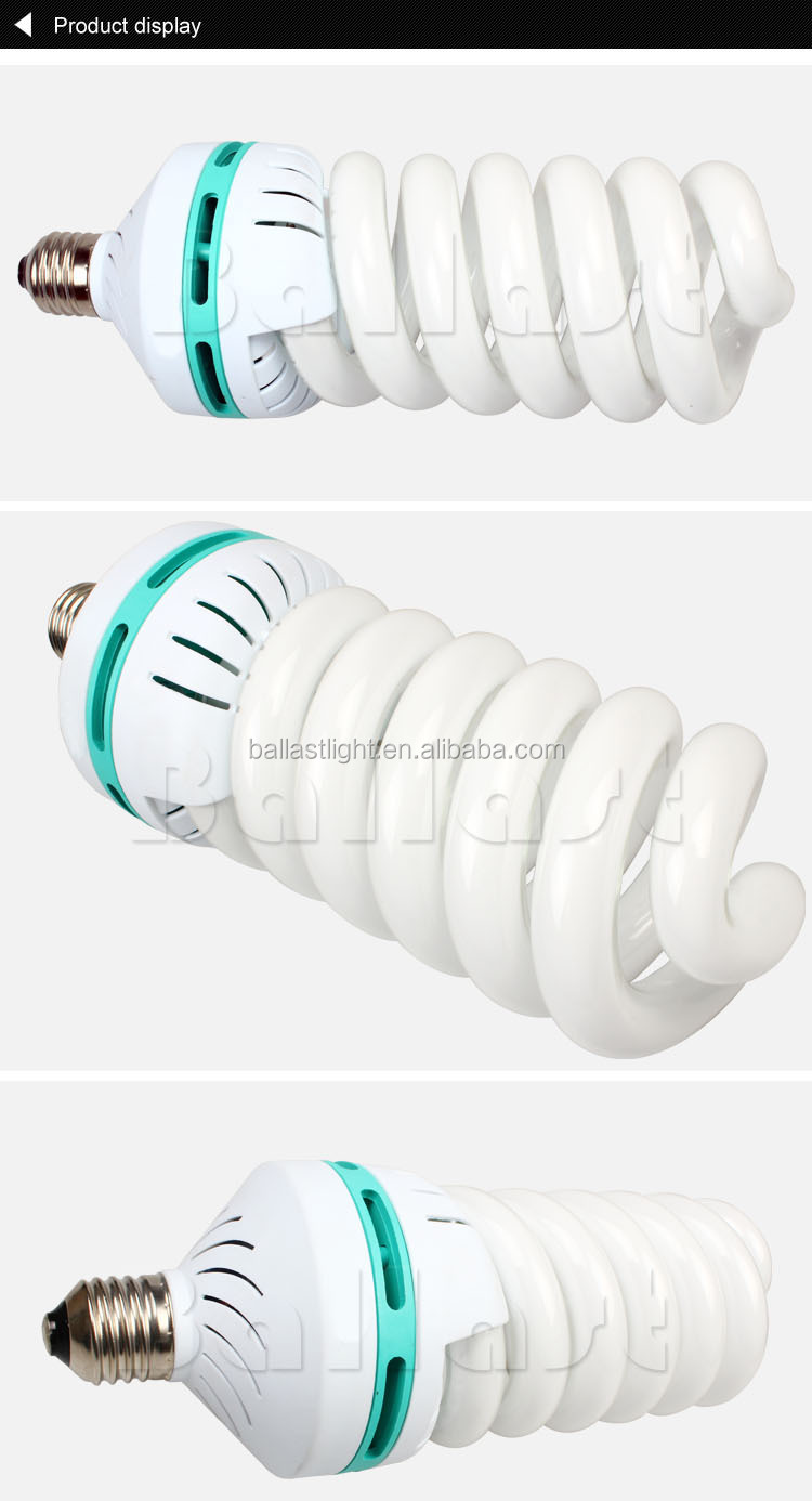 65w 220-240v Energy Saving Bulb For Clothing Store 2 Years ...