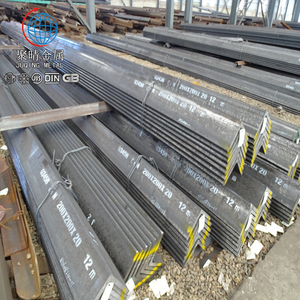 High Quality Hot Rolled Price Iron Equal Alloy Angle Steel Bar