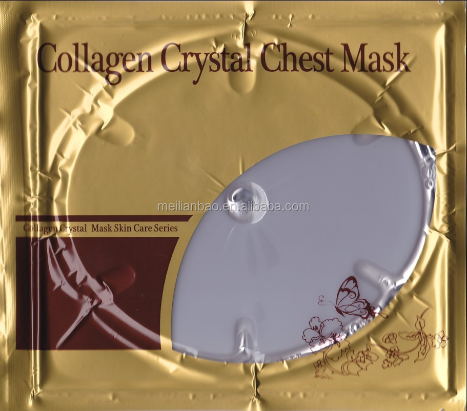 collagen crystal mask for breast