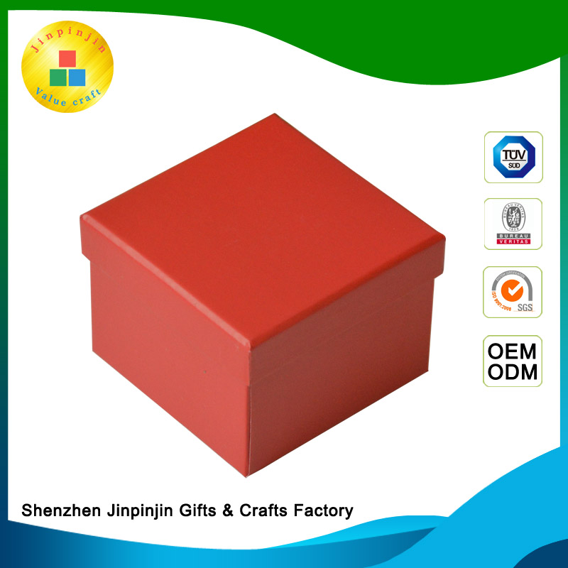 new design Hot Foil stamping paper foldable gift cardboard box packaging