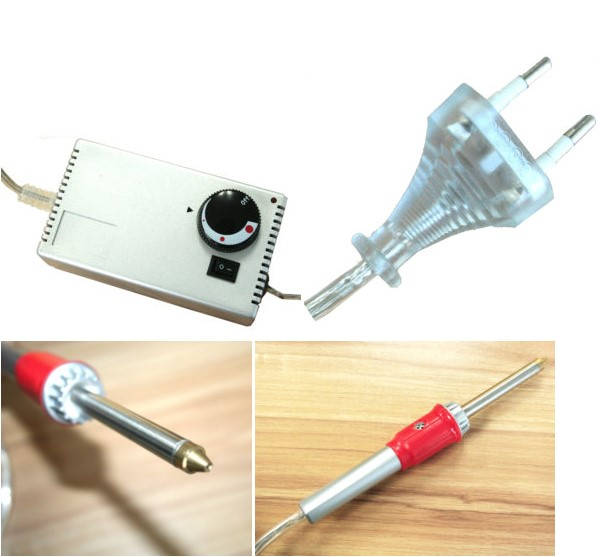 Mini Ijzeren Pen Batterij Hotfix Strass Applicator Wand Machine Groothandel