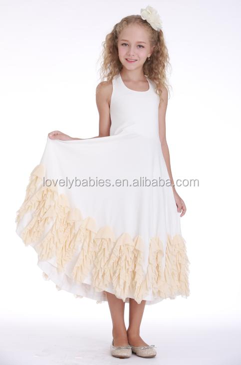 Hot Sale 3-10 Year-old Pink,Cream,Purple Pretty Princess Dress ...
