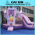 Funny pattern inflatable house for kids inflatable jumping castle