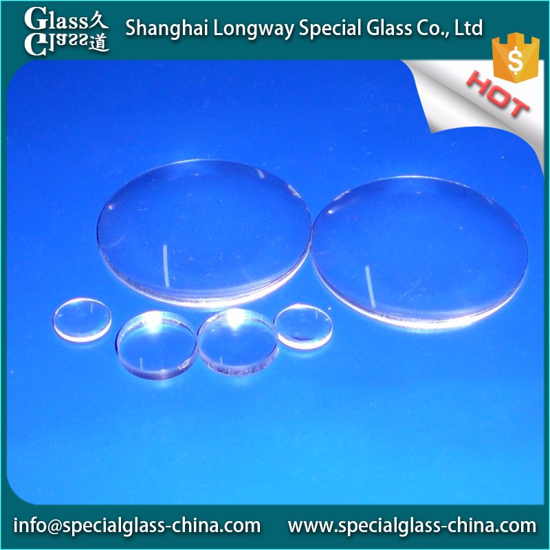 Unique Fast supply speed glass fitting optical small magnifying