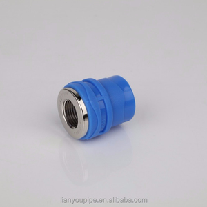 China supplier reducing ppr female threaded adaptor for water system