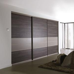 Double Color Wardrobe Design Furniture Bedroom Double Color