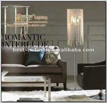 SEP hot selling floor standing lamps for sitting room decor,bedside lamps and floor lamp on sale,MEEROSEE 2012