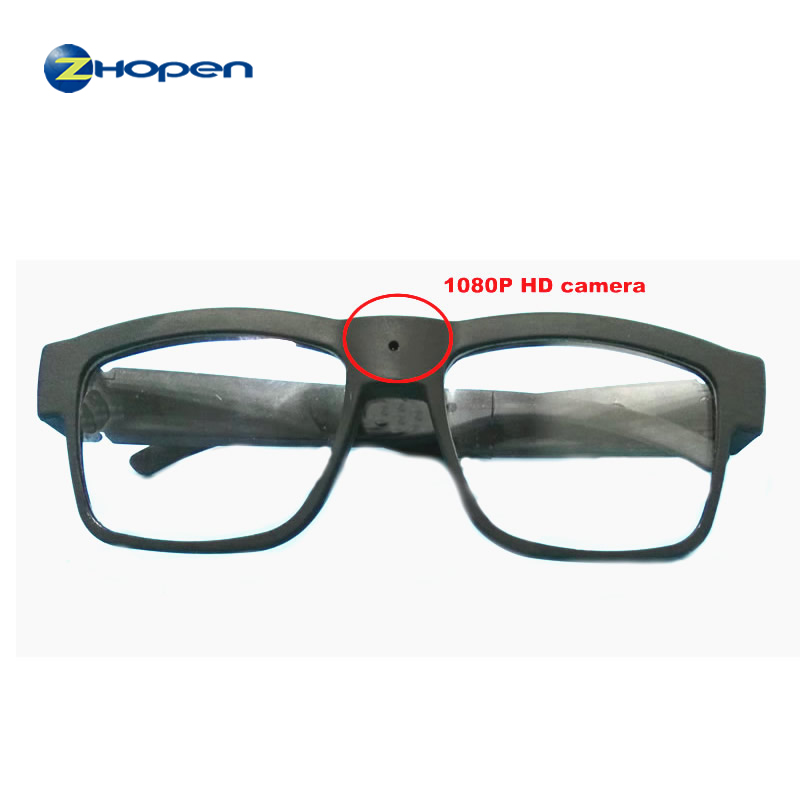 2017 FULL HD 1080p glasses with camera hidden camera glasses zp801 for driving