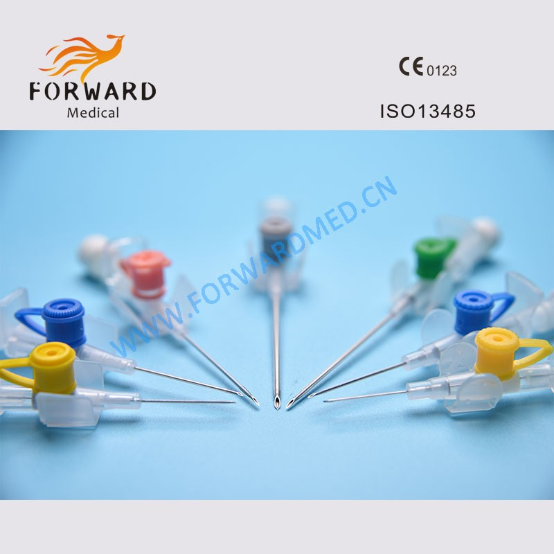 disposable medical Indwelling needle with price
