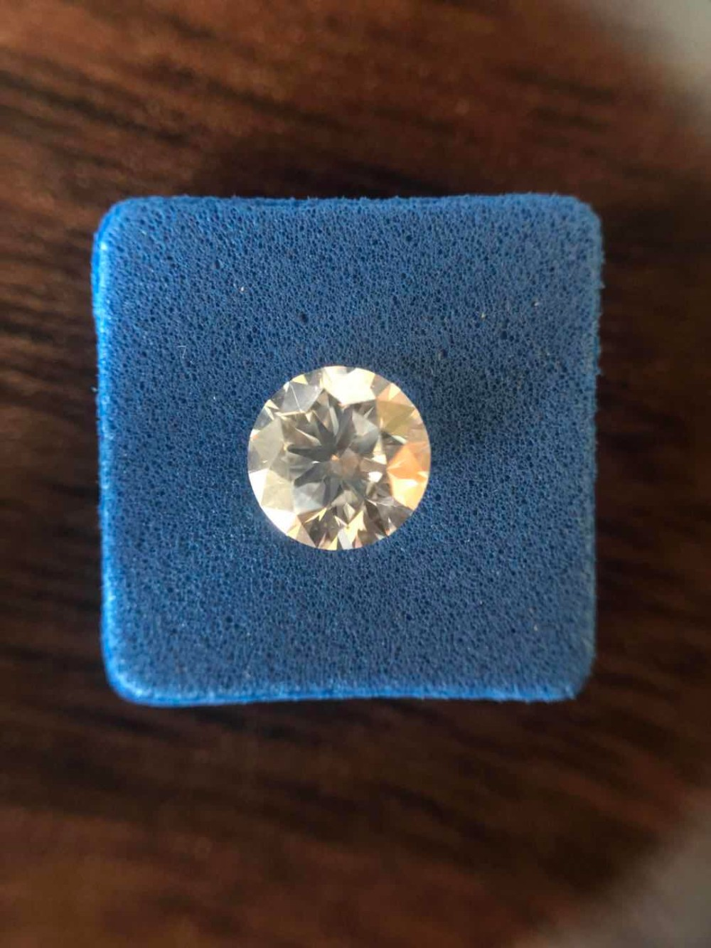 CVD Polished Diamond Man Made HPHT Loose Single Cut Diamond Good Price