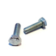 Fastener Bases Supply Galvanized zinc Plated Bolts and Nuts
